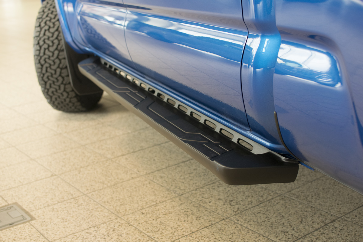 2016 Toyota Tacoma Running Boards